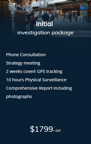 intitial-investigation-package